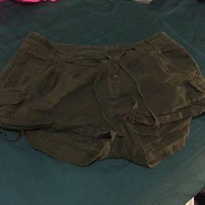 Free people cargo shorts
